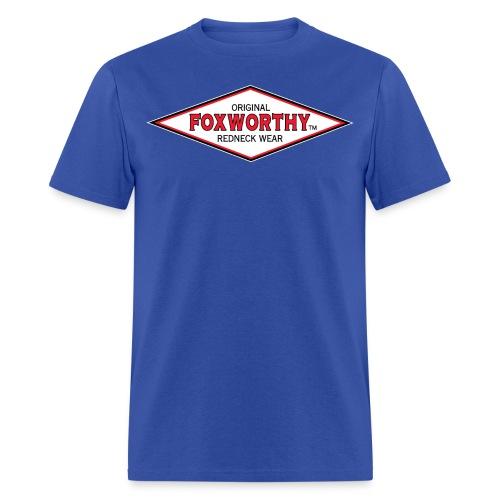 foxworthy diamond logo01 - Men's T-Shirt