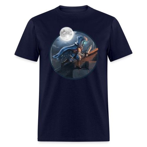 Dungeon Souls Logo - Men's T-Shirt