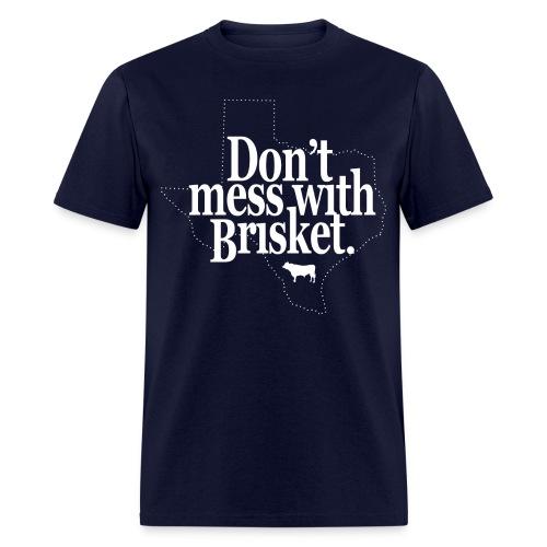 dontmesswithtx 1 01 png - Men's T-Shirt