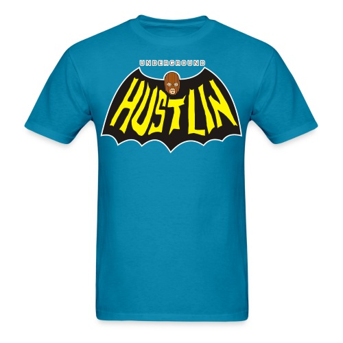 hustleman - Men's T-Shirt