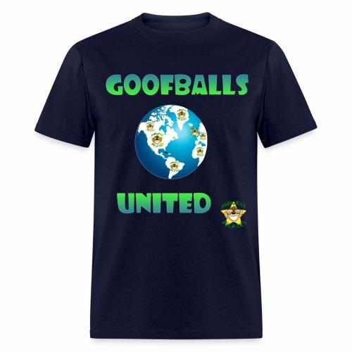 Goofballs United - Men's T-Shirt