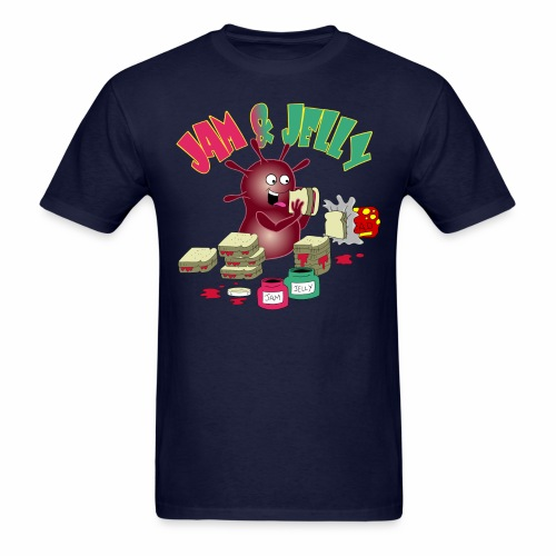 Jam & Jelly - Men's T-Shirt