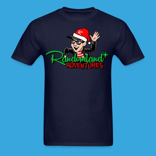 Randomland™ Holiday Adventures! - Men's T-Shirt