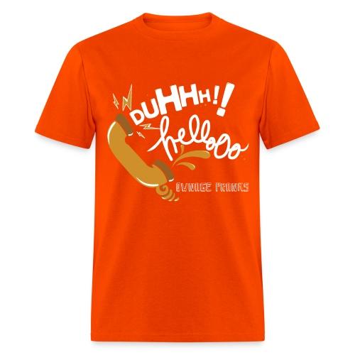 duhhelloimage 4000 - Men's T-Shirt