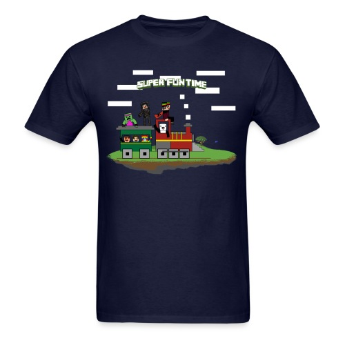 SFT Train - Men's T-Shirt