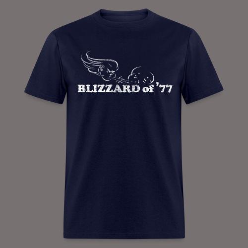 Blizzard of 77 - Men's T-Shirt