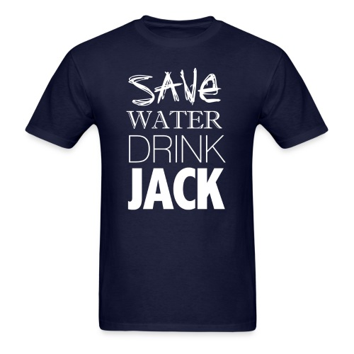 drinkjack - Men's T-Shirt