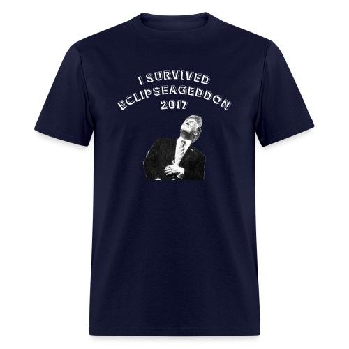 Eclipseageddon 2017 - Men's T-Shirt