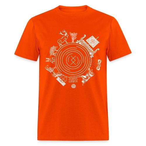 Freyr - God of the World - Men's T-Shirt