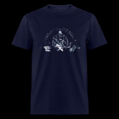 BUILT BY STONE - Men's T-Shirt