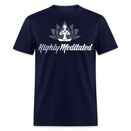 hmlogo3 png - Men's T-Shirt