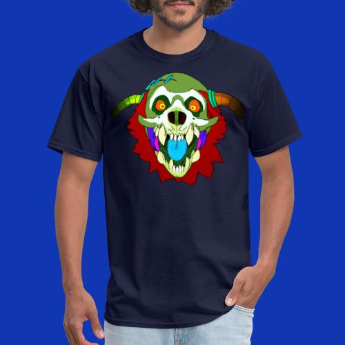 Mindskull T-shirt - Men's T-Shirt