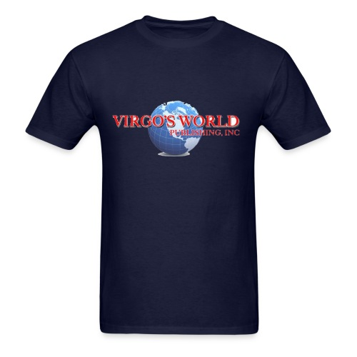 virgos world - Men's T-Shirt