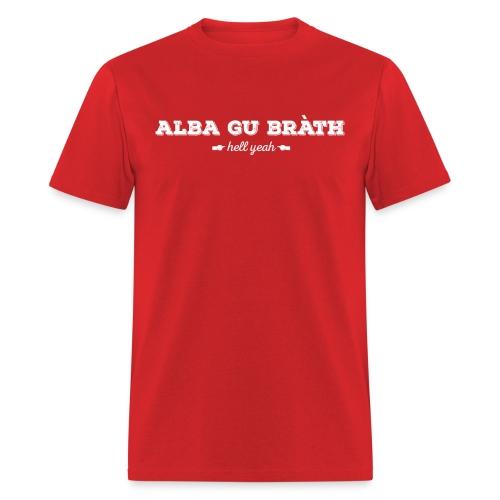 alba_front_w - Men's T-Shirt