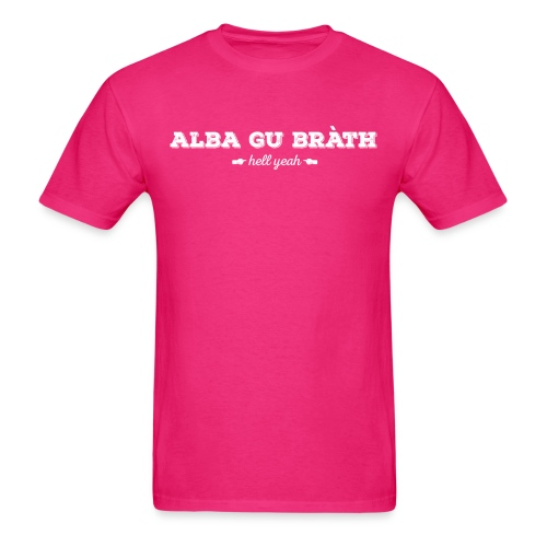 alba_front_w - Men's T-Shirt