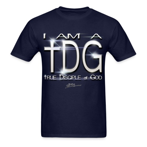 I am a TDG - Men's T-Shirt