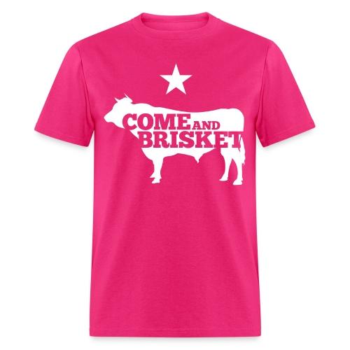 bbq shirt 1 2 01 png - Men's T-Shirt