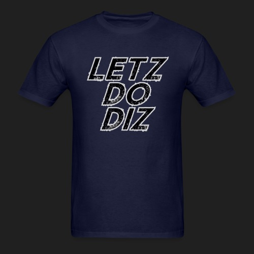 letzdodizlogo2 png - Men's T-Shirt