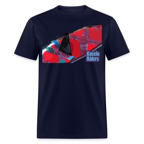 fins on top png - Men's T-Shirt