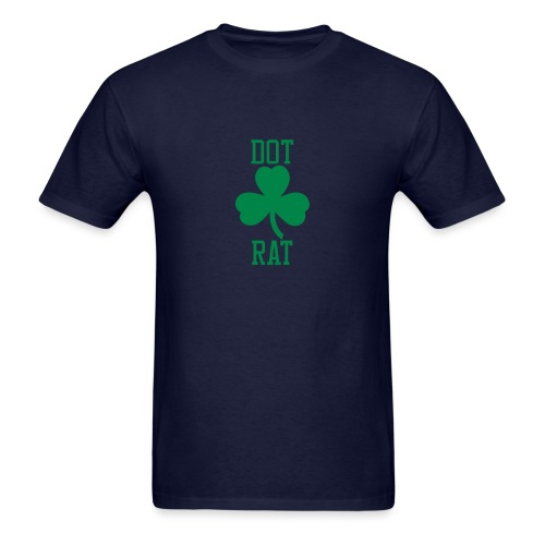 Dot Rat Clover - Men's T-Shirt