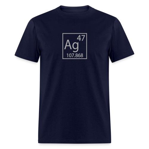 silver element - Men's T-Shirt