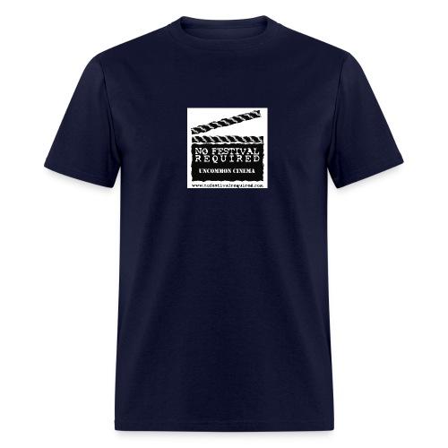 nfrlogo large 08 - Men's T-Shirt