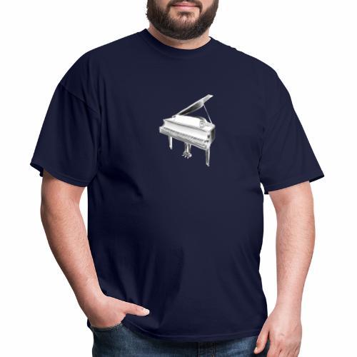 Piano white - Men's T-Shirt