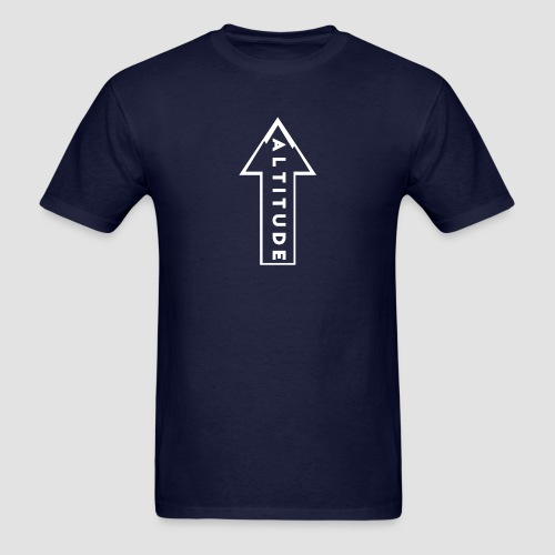 Only Way Is Up - Men's T-Shirt