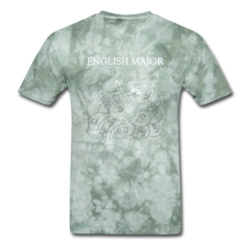 English Major - Men's T-Shirt