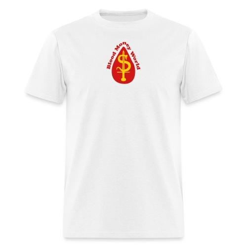 blood money World - Men's T-Shirt