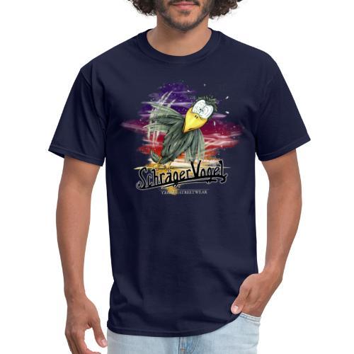 schräger Vogel - Men's T-Shirt