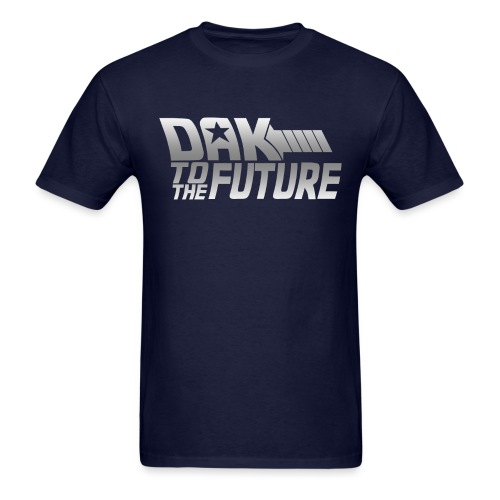 Dak To The Future - Men's T-Shirt