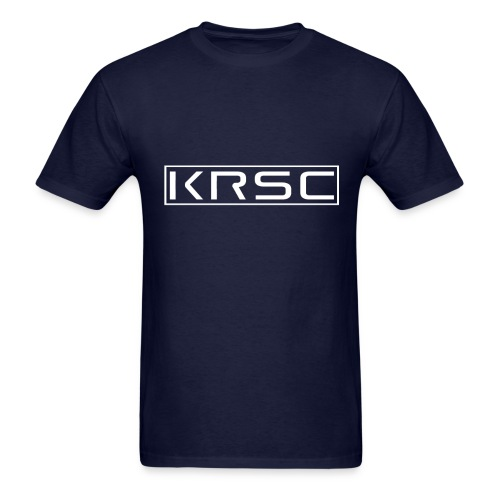 KRSC copy png - Men's T-Shirt