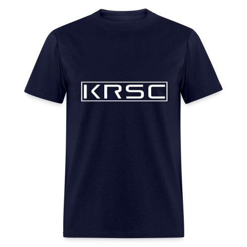 KRSC copy png - Men's T-Shirt