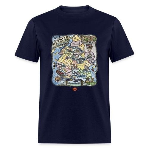 BK BORO - Men's T-Shirt