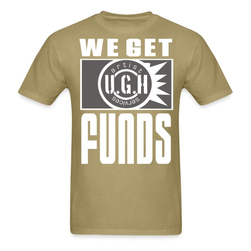wegetfunds - Men's T-Shirt
