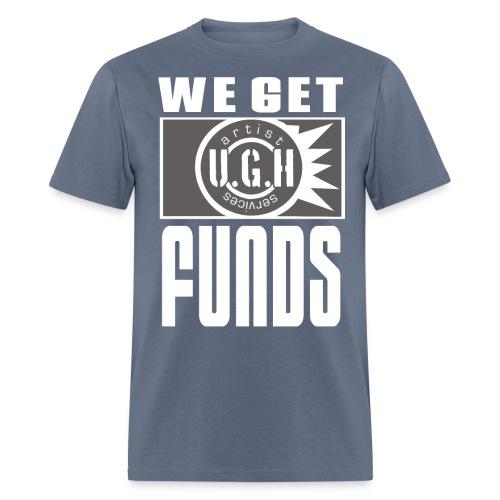 wegetfunds - Men's T-Shirt