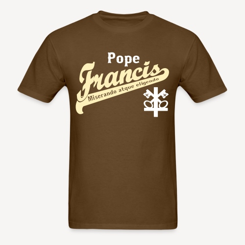 POPE FRANCIS - Men's T-Shirt