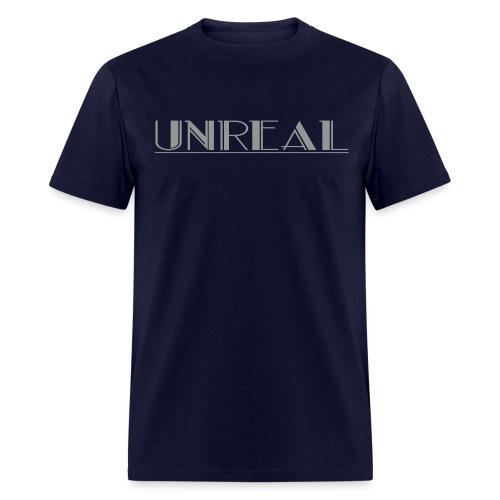 Unreal Designs Baseball Tee - Men's T-Shirt
