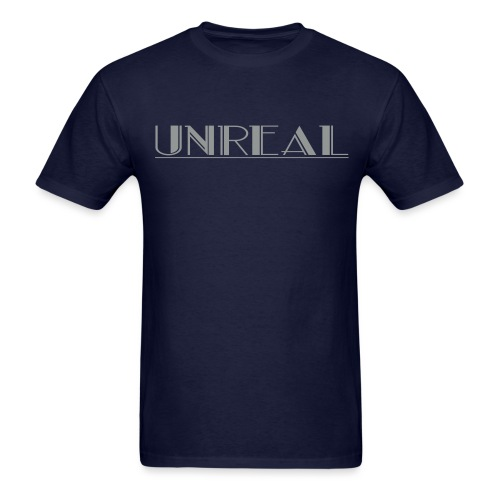 Unreal Designs Baseball Tee - Men's T-Shirt