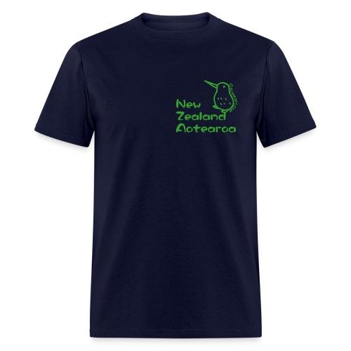 New Zealand Aotearoa - Men's T-Shirt