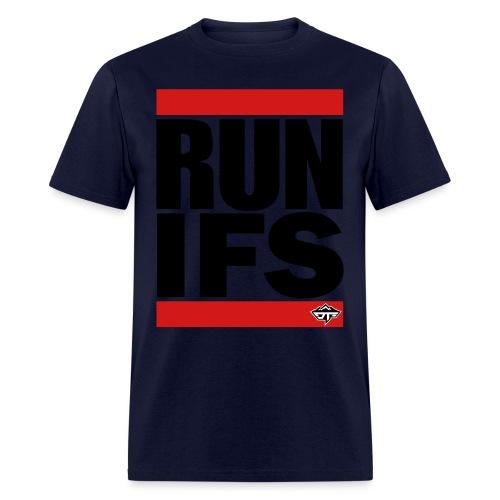 Run IFS - Men's T-Shirt