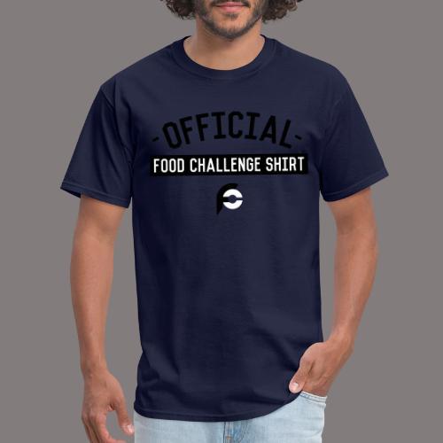 Official Food Challenge Shirt 1 - Men's T-Shirt