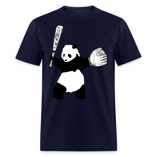 Panda Baseball - Men's T-Shirt
