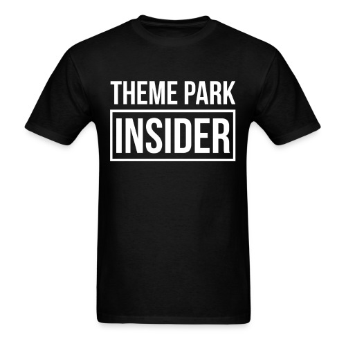 Theme Park Insider - Men's T-Shirt
