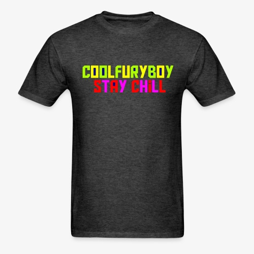 CoolFuryBoy - Men's T-Shirt