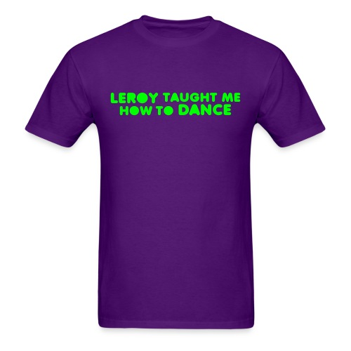 LEROY DANCE - Men's T-Shirt