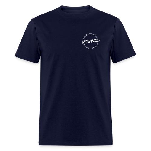 Classic Mutlu Bros White - Men's T-Shirt