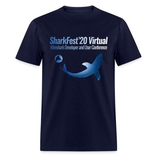 SharkFest'20 Virtual - Men's T-Shirt