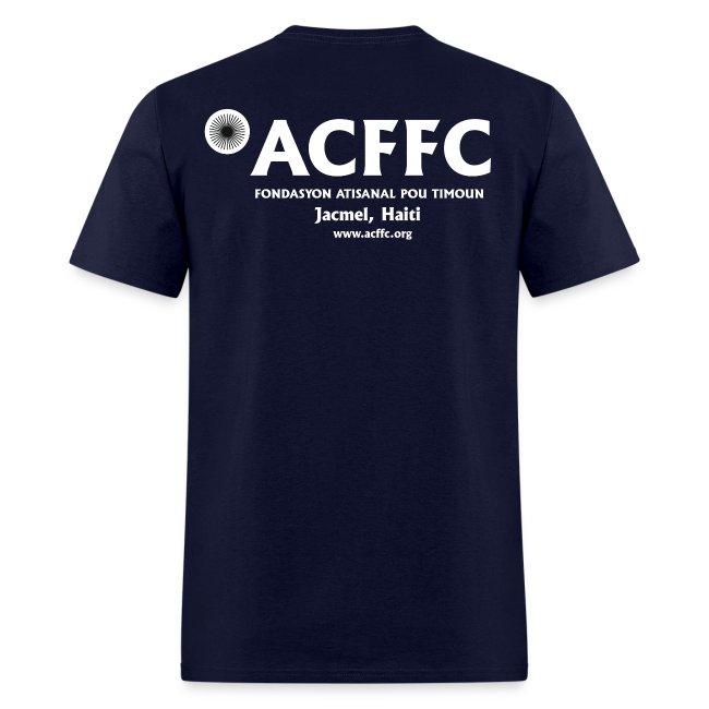 ACFFC t shirt FRONT png